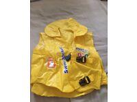 Kids life jacket age 3-6 years