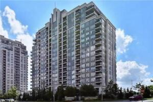 Suite For Sale! Split 2 Bed And Den In Prime Thornhill! Parking