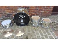 Performance Percussion Drums Cymbals