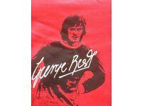 George Best tee shirt by Ben Sherman