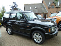 2003 Land Rover Discovery 2.5Td5 Auto ES 7 SEATS