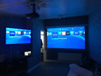 Digital TV Aerial & Satellie Installations, TV Wall Mounting, Data Cabling, WIFI Access Points