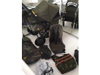 Designer Bugaboo Cameleon 3 by Diesel only the brave. Only 7 months old in excellent condition