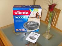 Vileda Cleaning Robot - So simple & easy to use