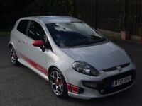 Abarth Fiat Punto Evo 1.4 Multiair Turbo 2010