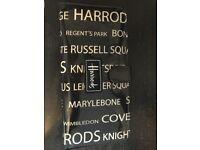 Harrods passport wallet £10
