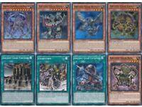 40 Cards Ancient Gear Deck| Yu-Gi-Oh! Arc-V Yuri's* Ancient Gear Reactor Dragon Deck