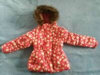 Girls coat for 3 years old - BHS
