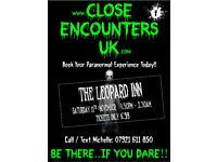 GHOST HUNT - THE LEOPARD INN (Burslem) .... 11th November .... ONLY £35pp