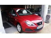 SEAT IBIZA S [FSH] ONE OWNER,12 MONTH MOT, 6 MONTH WARRANTY