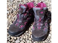 Ladies Karrimor walking boots Size 7