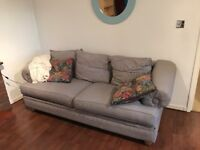 sofa and wardrobe available for free. Sold as seen.
