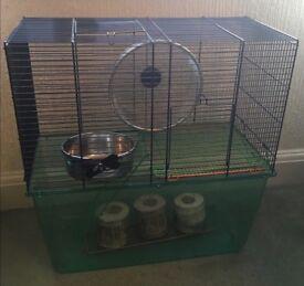 Savic gerbil/hamster cage