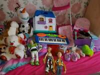 Girls toy bundle