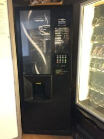 Westomatic Solo Encore Hot Drink Vending Machine