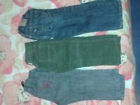 bundle of clothes_ (12-18 months mostly)_ boys _ toddlers
