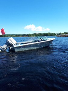16 ft speedboat for  sale or trade