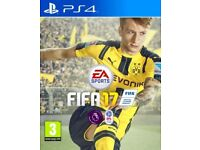 FIFA 17 - PS4 game - BRAND NEW AND SEALED (2017)