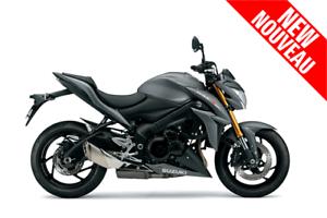 MOTO SPORT TOURING SUZUKI GSX-S1000 2016 **SPÉCIALE**