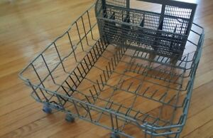 Bosch dishwasher parts - lower rack and cutlery basket for sale