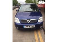 Vauxhall Meriva Design 1.8 16V Design 5DR 1.8 5 Door Estate