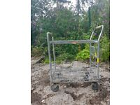 Small 'U' Bolt Trolley, Great Condition, Ideal for Your Needs. Cheapest Available on Gumtree and net