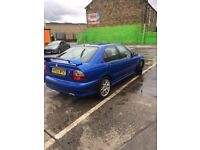 Quick sale mg zs