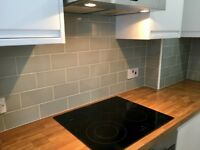 New 'Astrea sage' tiles for sale - enough to make a gorgeous splash back in your kitchen