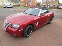 Chrysler Crossfire 3.2 Roadster 2dr