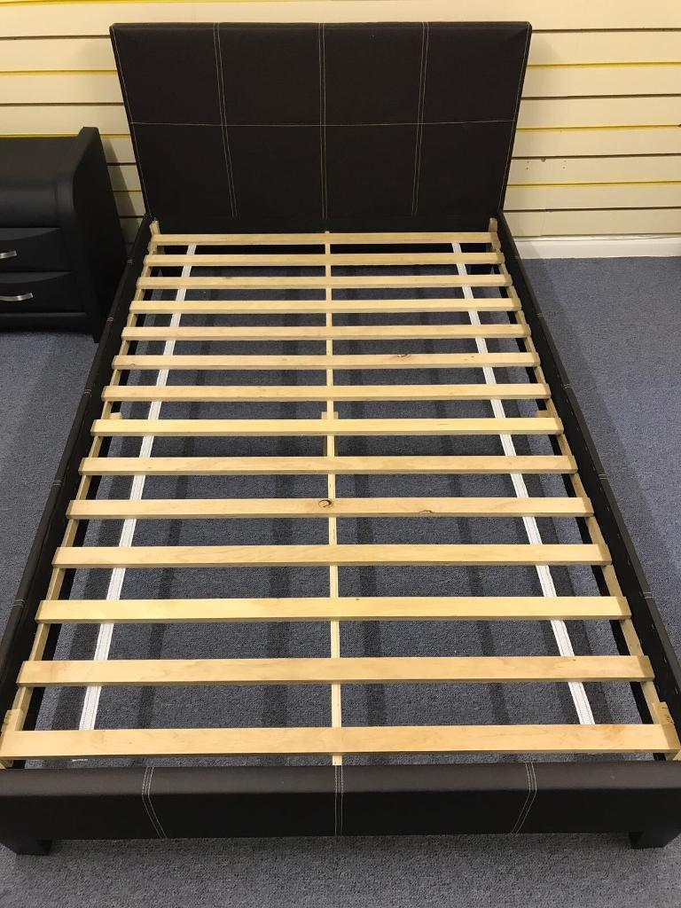 Job Lot We Have 44 Of These Bed Frames 4 Foot Large Single Small