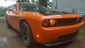 2012 Dodge Challenger, must go!