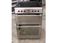 6 MONTHS WARRANTY Stoves 60cm, Stainless Steel electric cooker FREE DELIVERY