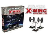 Star Wars X-wing miniatures game main game & expansion packs - NEW LOWER PRICES!!