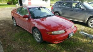 2001 Oldsmobile Alero Coupe (2 door)