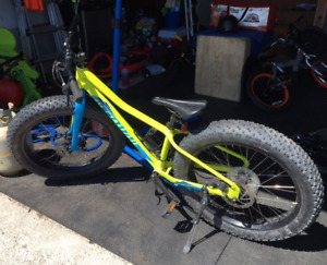 "Specialized Fatboy 24""Kids Fatbike"