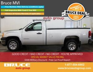 2010 GMC Sierra 1500 WT 4.3L 6 CYL AUTOMATIC RWD REGULAR CAB