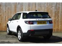 Land Rover Discovery Sport TD4 SE (white) 2016-11-22
