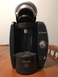 Tassimo with Accessories