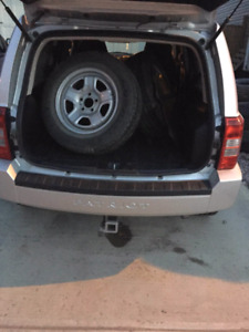 2010  Jeep Patriot in used condition  selling for 6500