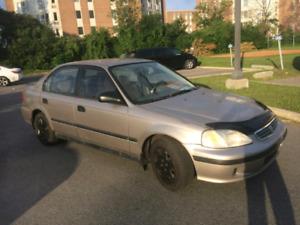Honda Civic LX 2000 For Sale