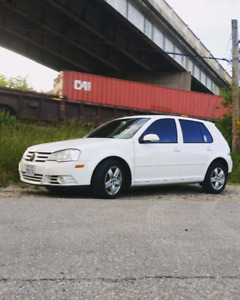 2008 volkswagon golf city