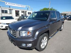 2014 Honda Ridgeline Touring 4WD & NAVI & BACK UP CAMERA & SUNRO