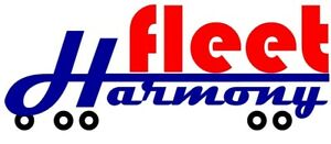 Save MONEY.  Save Time.  Fleet Harmony. Online.