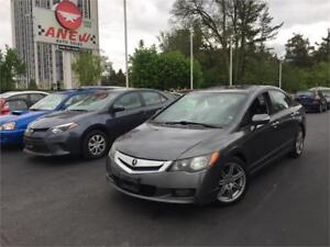 2009 ACURA CSX w/ Tech Pkg Leather Loaded