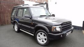 2004 Land Rover Discovery TD5 ES Premium - TOP OF THE RANGE - 7 SEATER - FULL LEATHER - rangerover