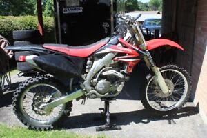 2007 CRF 450R for sale