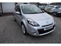 Renault Clio 1.5TD ( 88bhp ) Sport Tourer Dynamique Tom Tom 2011 MODEL