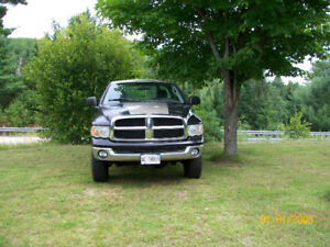 2003 Dodge Power Ram 2500 ST Pickup Truck
