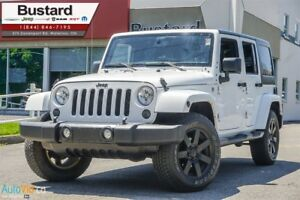 2015 Jeep WRANGLER UNLIMITED SAHARA | X | DUAL TOP | | NAV