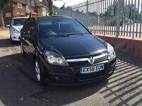 Vauxhall Astra 1.9 Sri (120) CDTI (56) Black 5Door Low Mileage 86,000